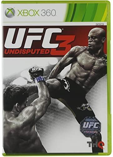 Jogo XBOX 360 Usado UFC Undisputed 3