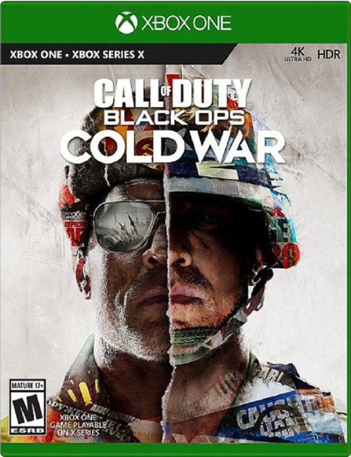 Jogo Xbox One Call of Duty Black Ops Cold War