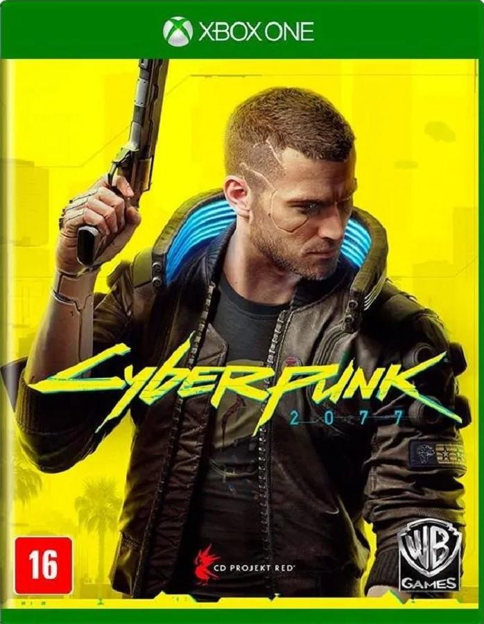 Jogo Xbox One Cyberpunk 2077