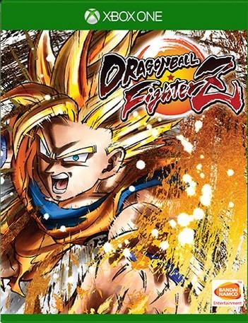 Jogo Xbox One Dragon Ball Fighterz