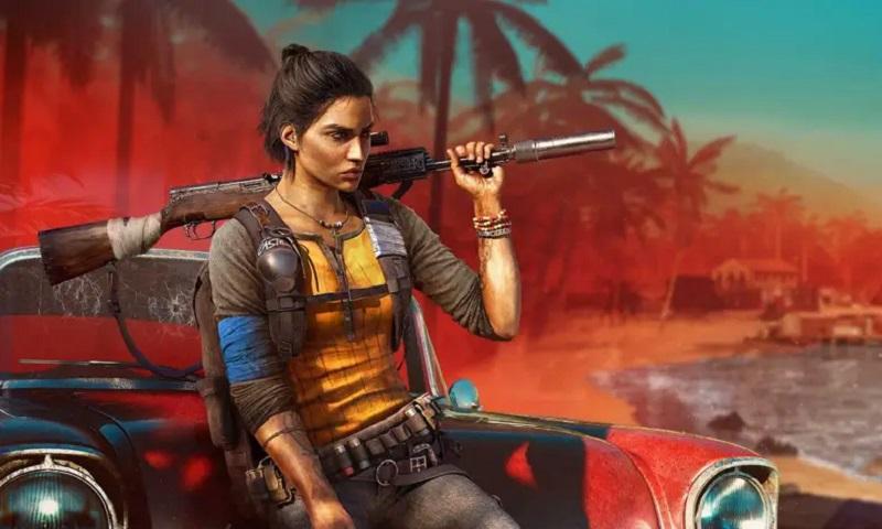 Jogo Xbox One Far Cry 6 (Xbox Series X)
