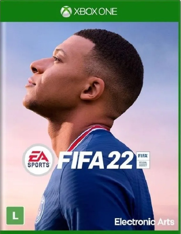 Jogo Xbox One FIFA 2022