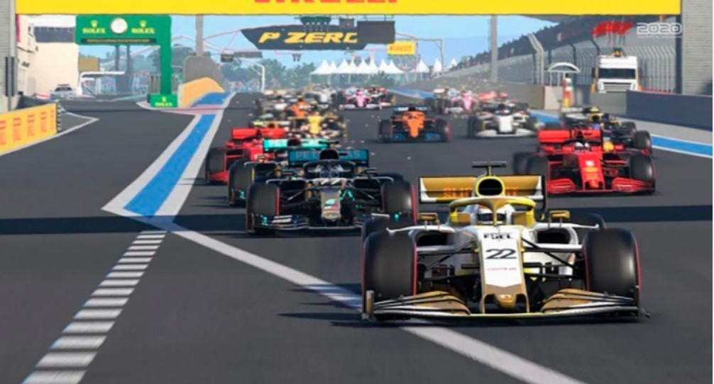 Jogo Xbox One Formula 1 2021