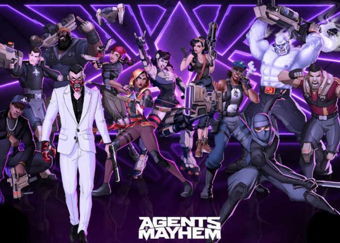 Jogo Xone Agents of Mayhem