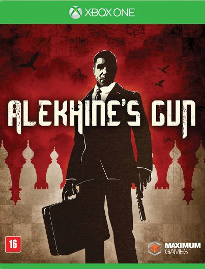 Jogo Xone Alekhine's Gun