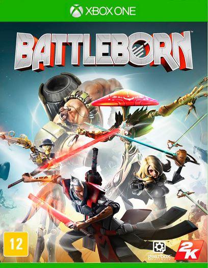 Jogo Xone Battleborn