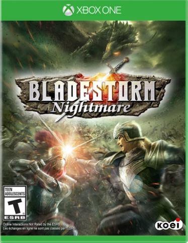 Jogo Xone Bladestorm Nightmare