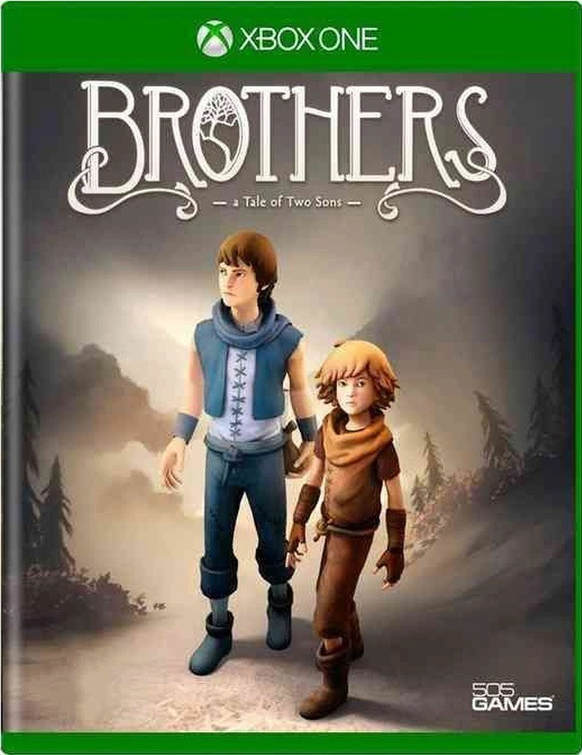 Jogo Xone Brothers: A Tale of Two Sons