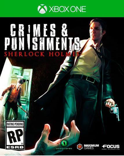 Jogo Xone Crimes And Punishment