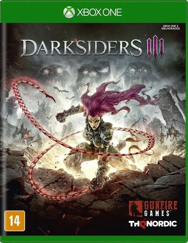 Jogo Xone Darksiders III