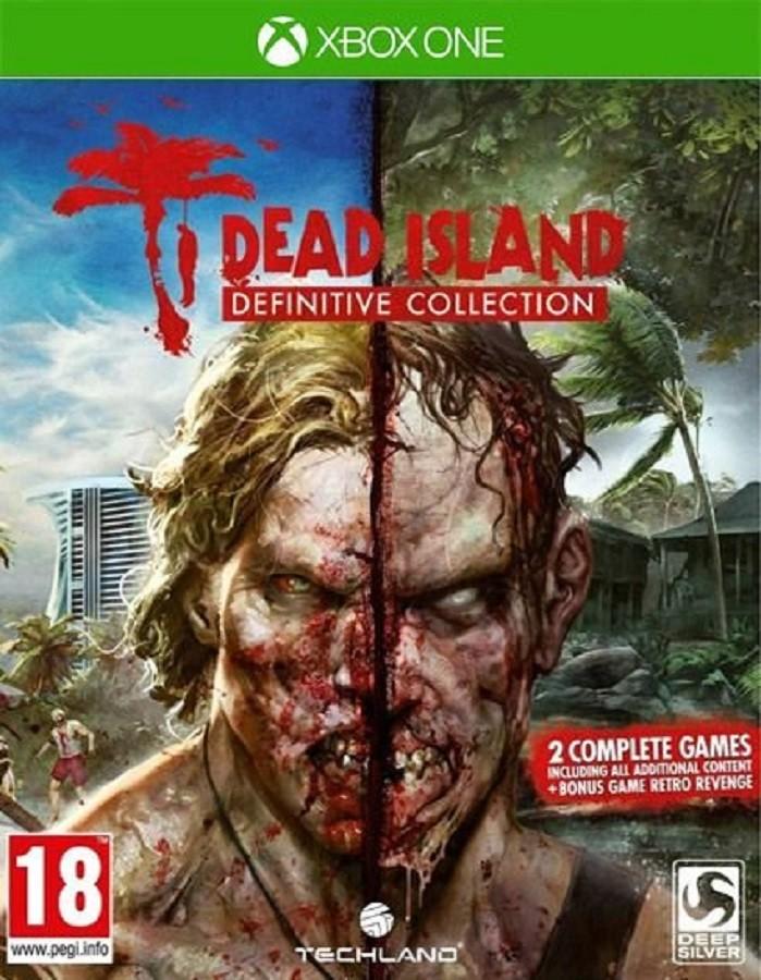 Jogo Xone Dead Island Definitive Collection