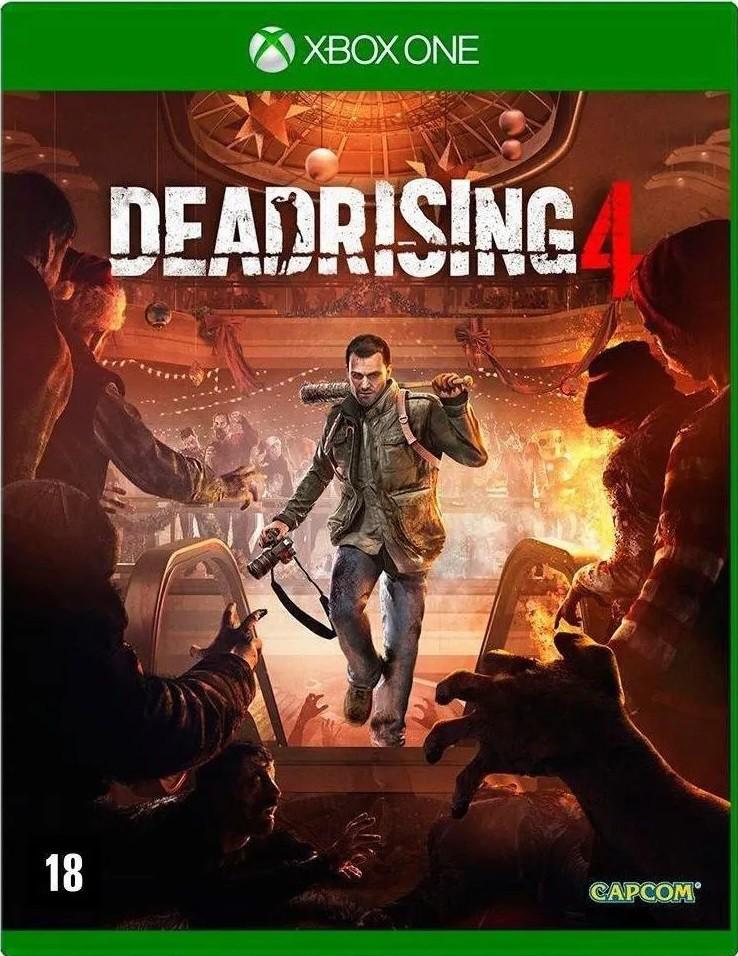 Jogo Xone Dead Rising 4