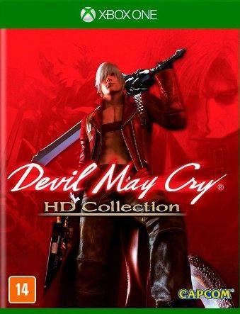 Jogo Xone Devil May Cry Hd Collection