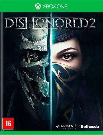 Jogo Xone Dishonored 2