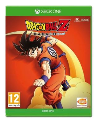 Jogo Xone Dragon Ball Z Kakarot