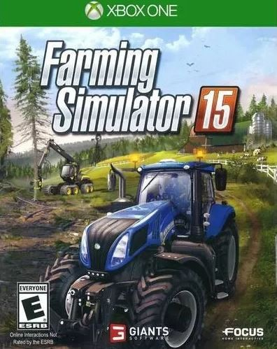 Jogo Xone Farming Simulator 2015