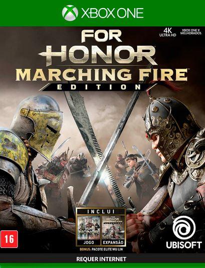 Jogo Xone For Honor Marching Fire