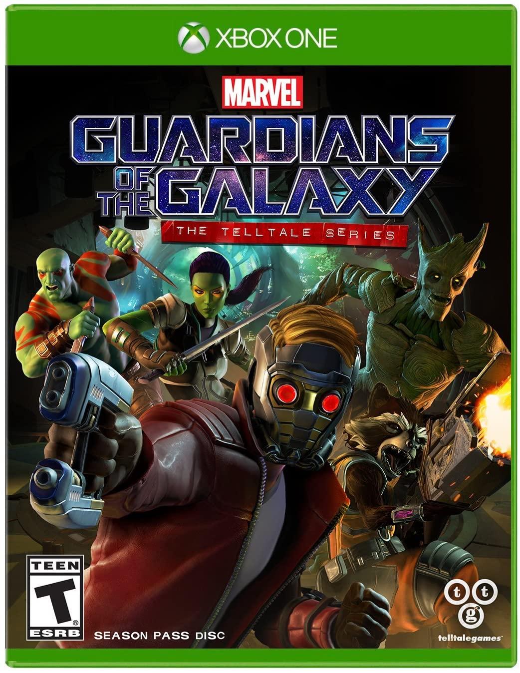Jogo Xone Guardioes da Galaxia