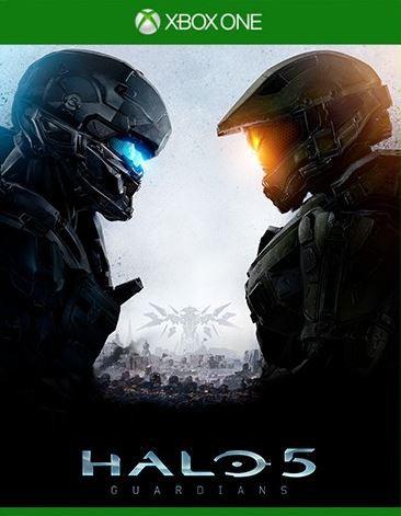 Jogo Xone Halo 5