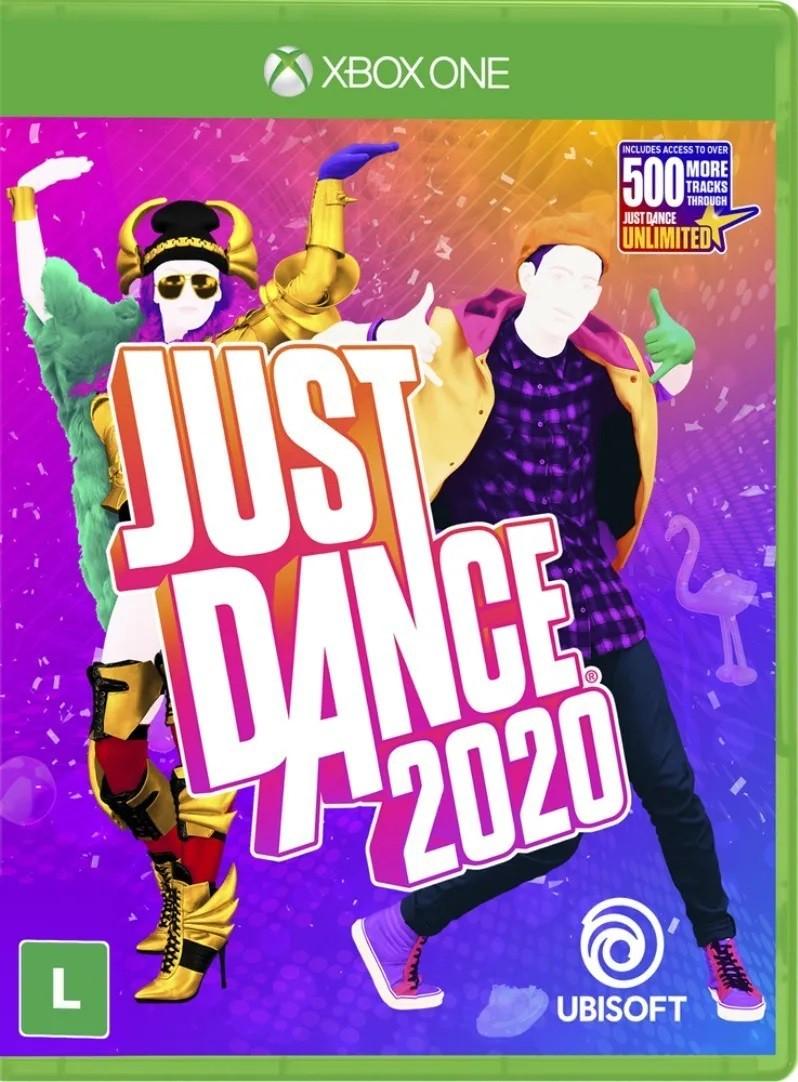 Jogo Xone Just Dance 2020