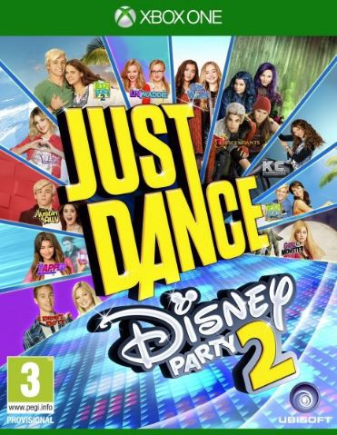 Jogo Xone Just Dance Disney Party 2