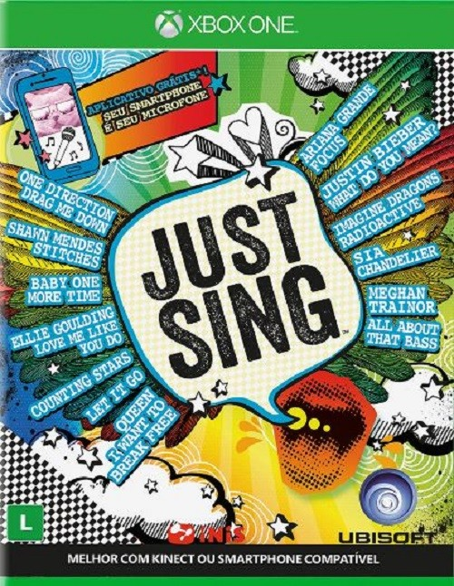 Jogo Xone Just Sing