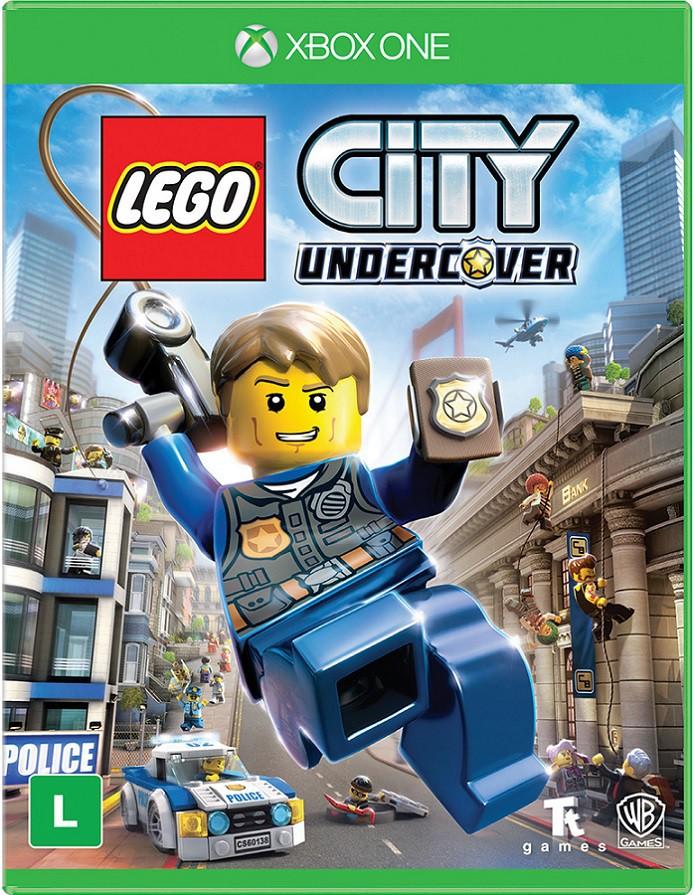 Jogo Xone Lego City Undercover