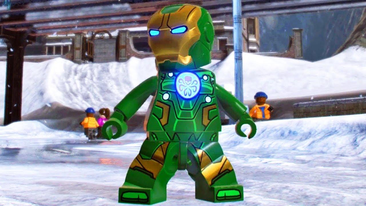 Jogo Xone Lego Marvel Super Heroes 2