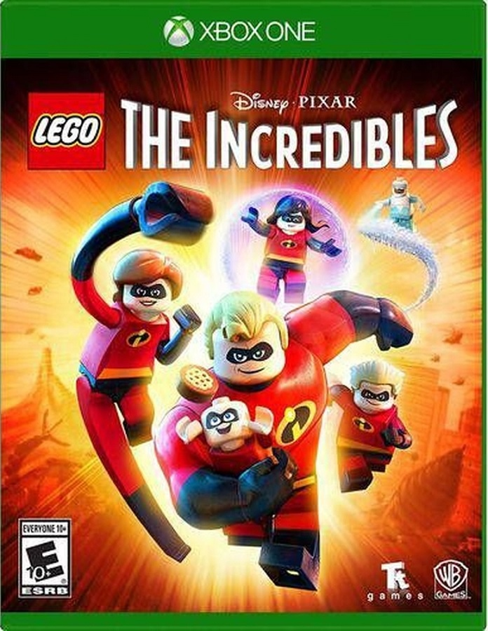 Jogo Xone Lego The Incredibles