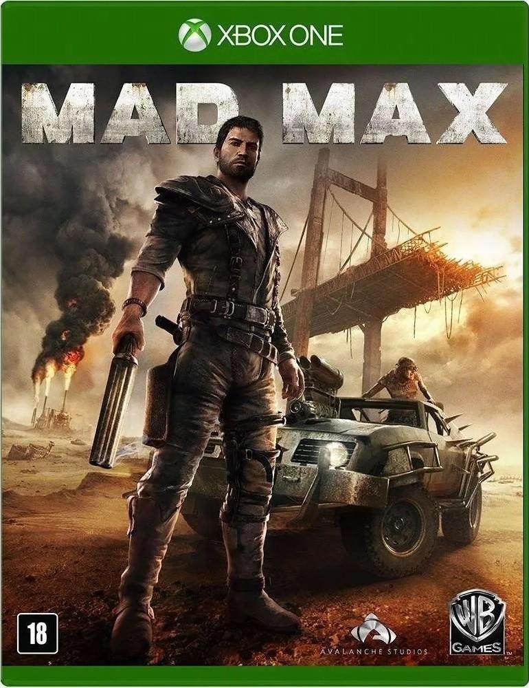 Jogo Xone Mad Max