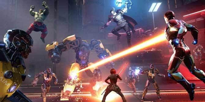 Jogo Xone Marvel Avengers
