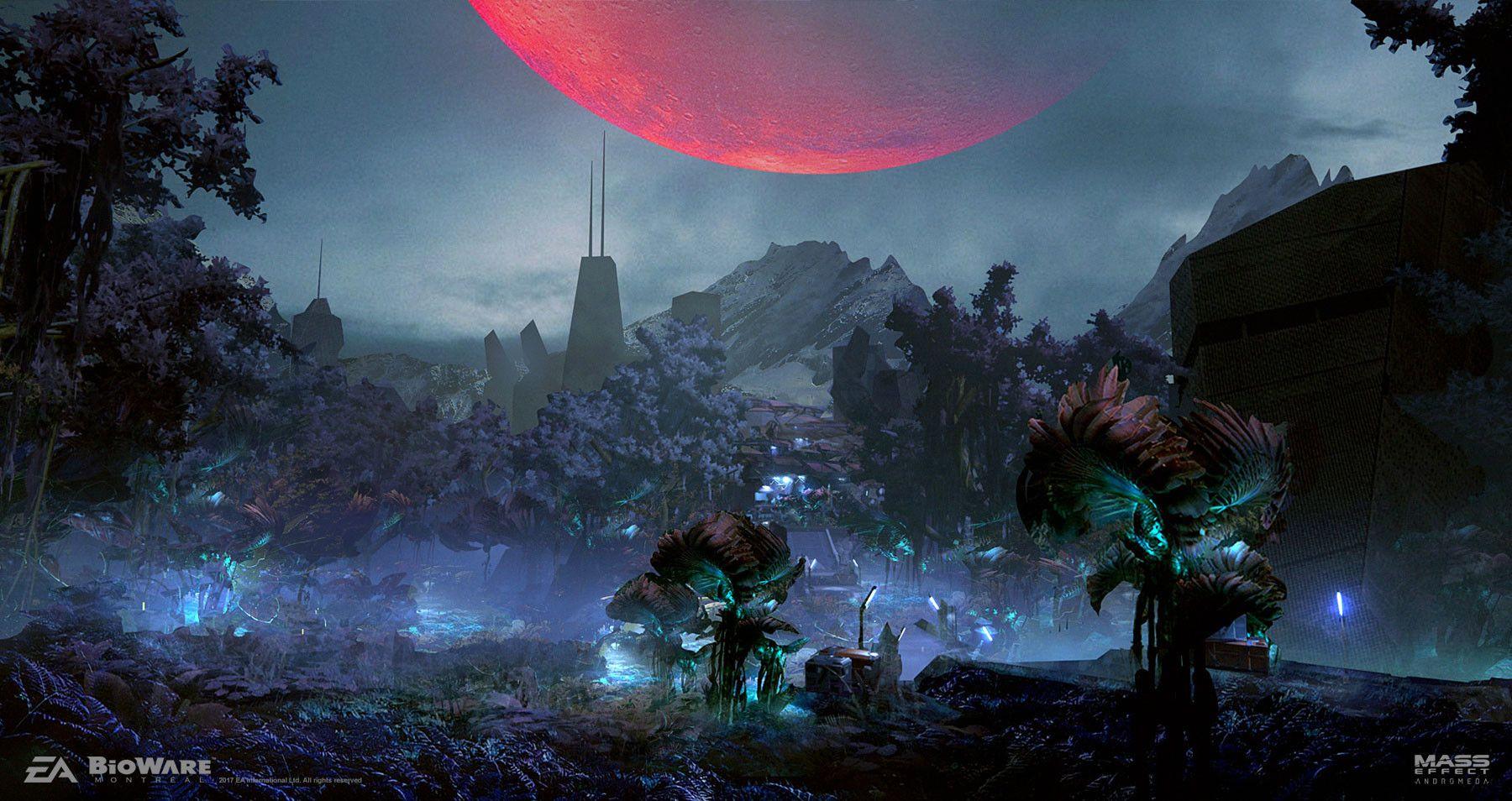 Jogo Xone Mass Effect: Andromeda