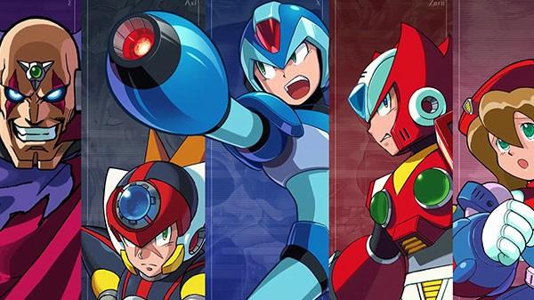Jogo Xone Megaman Legacy Collection