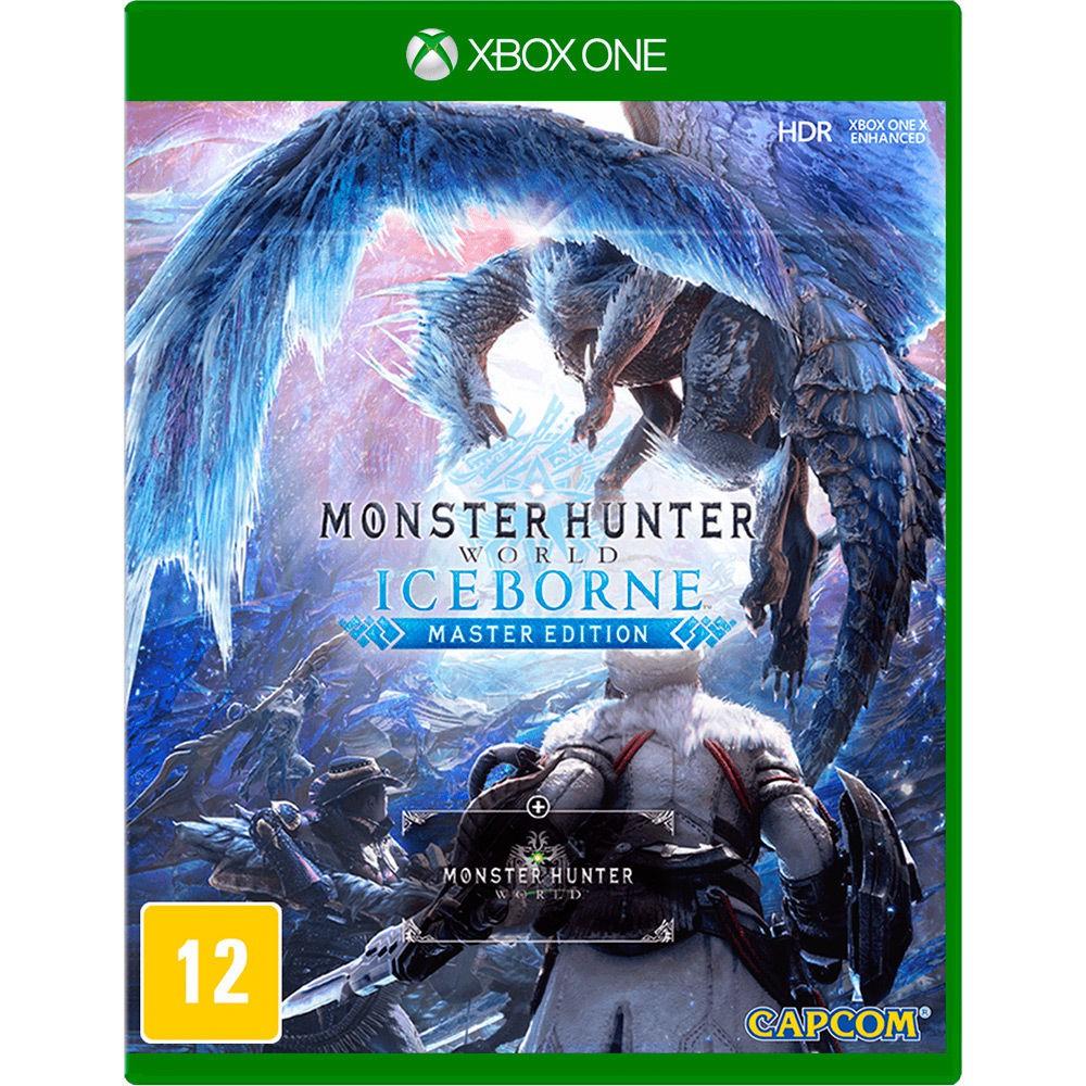 Jogo Xone Monster Hunter World: Iceborne Master Edition