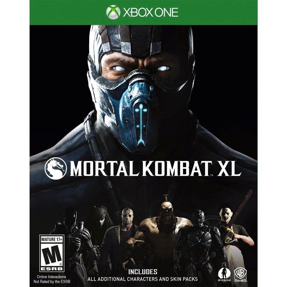 Jogo Xone Mortal Kombat Xl