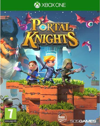Jogo Xone Portal Knights