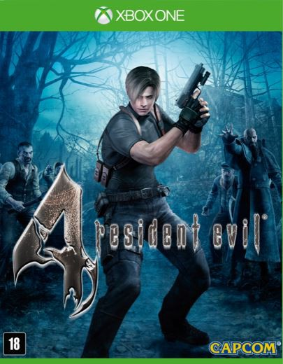 Jogo Xone Resident Evil 4