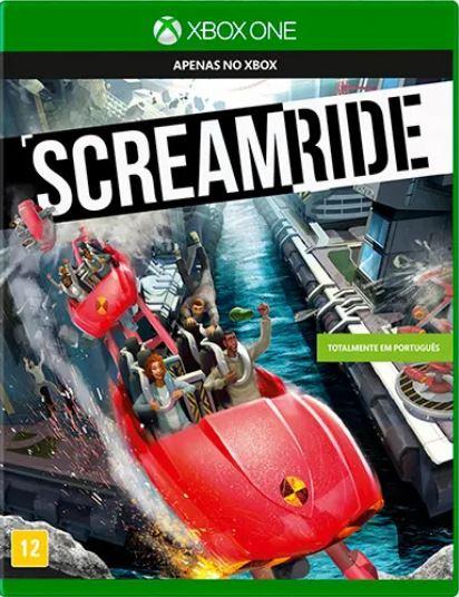 Jogo Xone Screamride