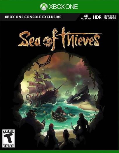 Jogo Xone Sea Of Thieves