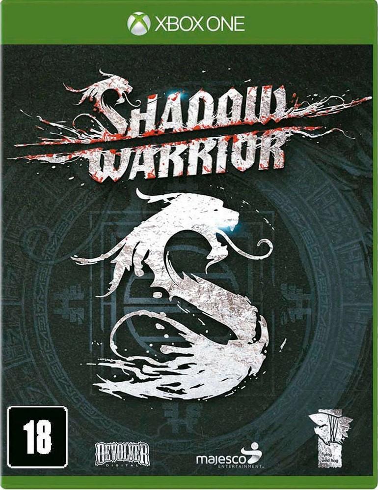 Jogo Xone Shadow Warrior