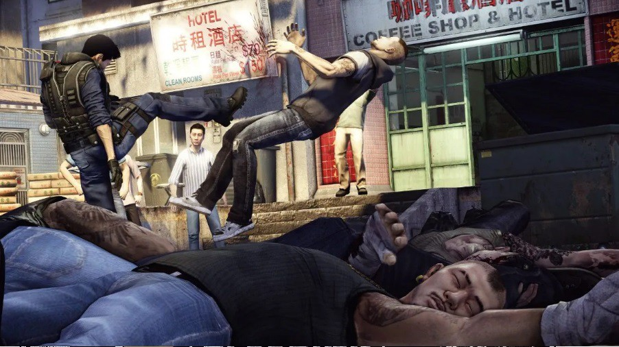 Jogo Xone Sleeping Dogs Definitive Edition