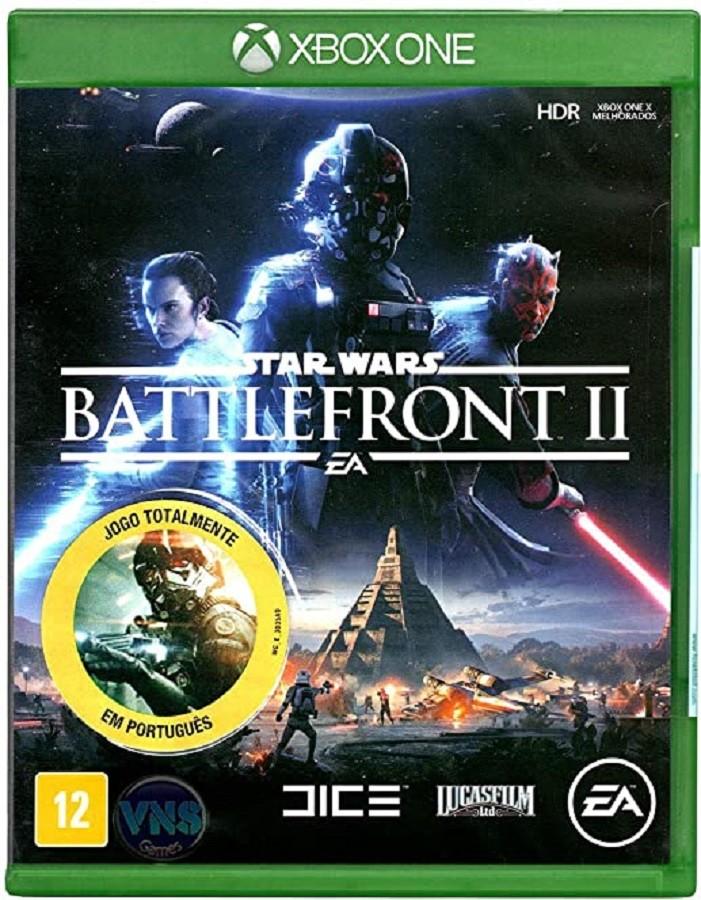 Jogo Xone Star Wars Battlefront ll