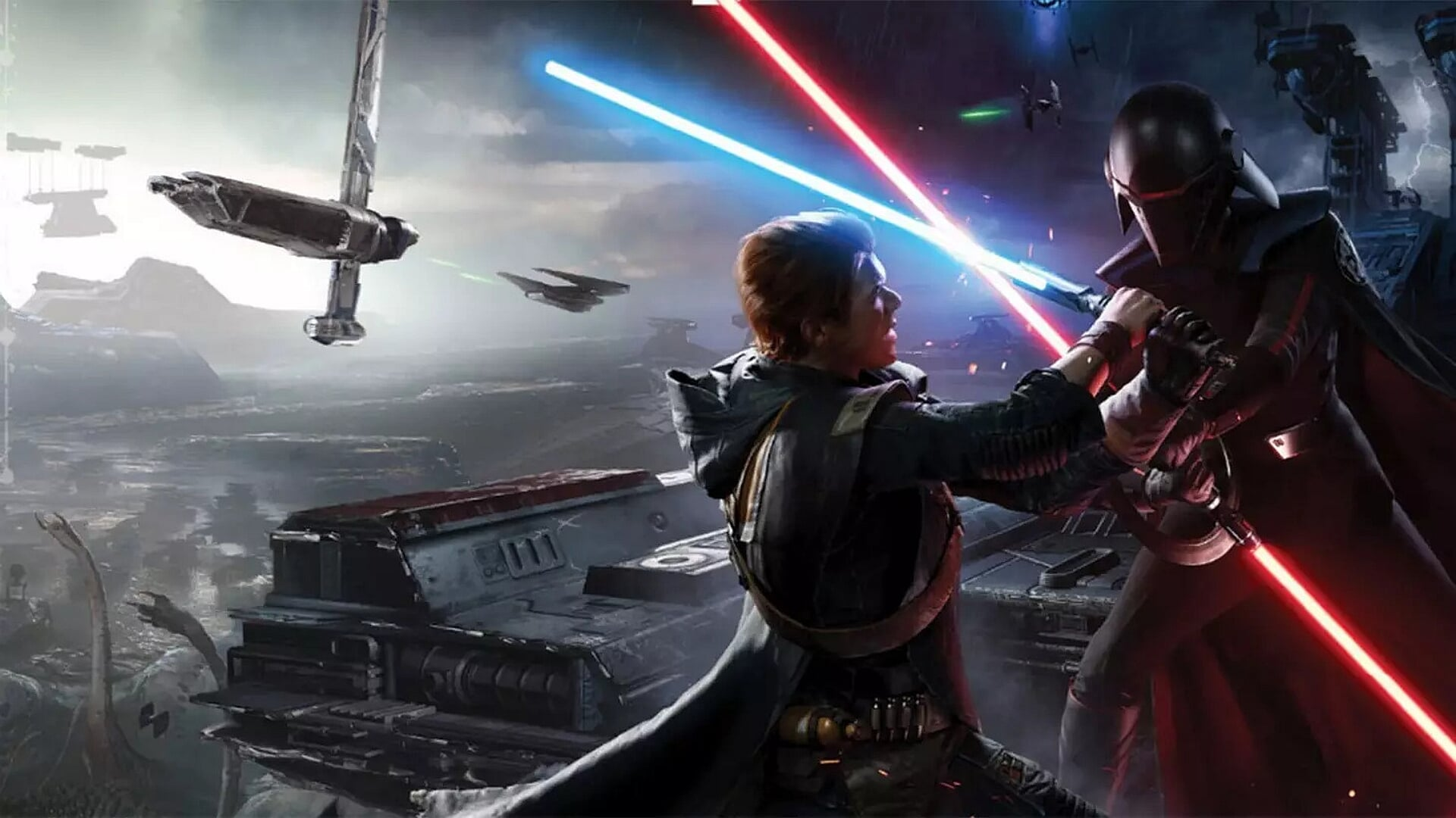 Jogo Xone Star Wars Jedi Fallen Order