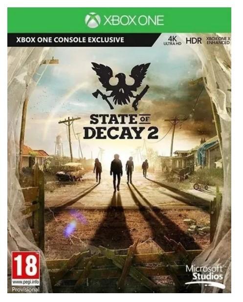 Jogo Xone State Of Decay 2