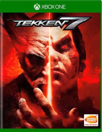 Jogo Xone Tekken 7