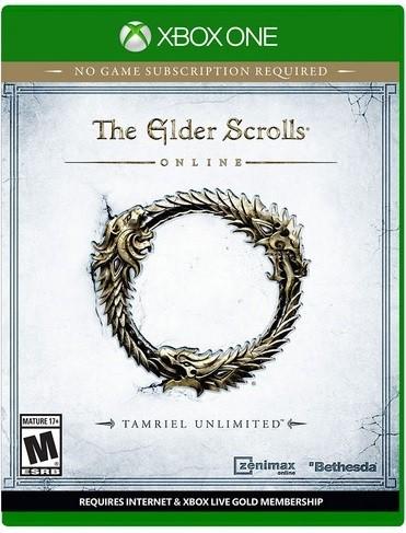 Jogo Xone The Elder Scrolls Online