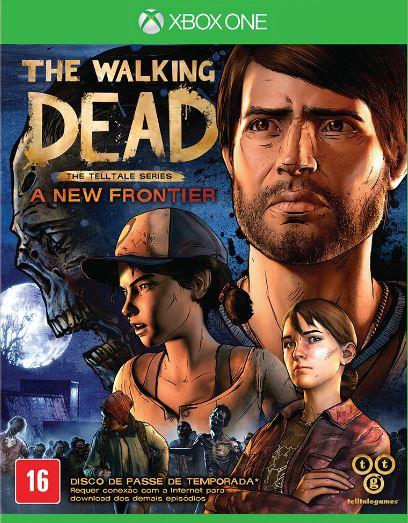 Jogo Xone The Walking Dead: A New Frontier
