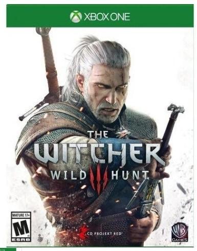 Jogo Xone The Witcher 3 Wild Hunt