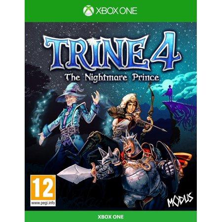 Jogo Xone Trine 4 The Nightmare Prince