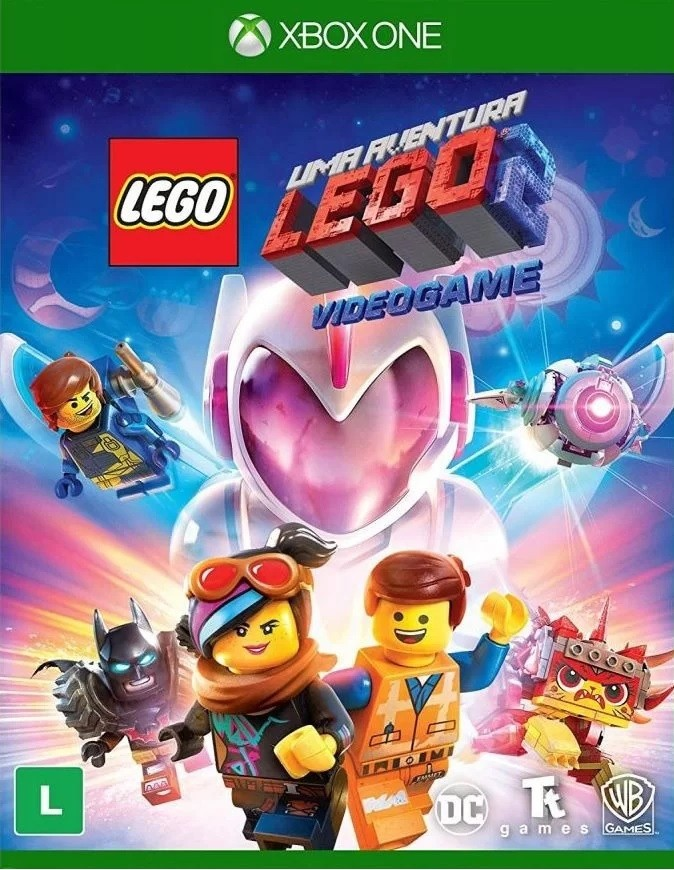 Jogo Xone Uma Aventura Lego 2 Videogame N